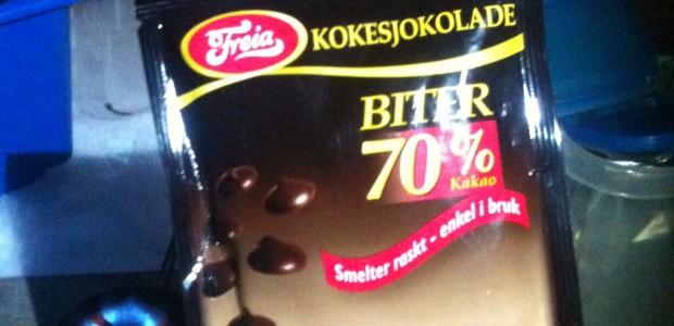 Sjokoladebiter
