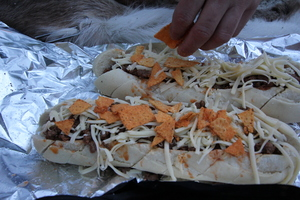 Turmat: Taco baguette