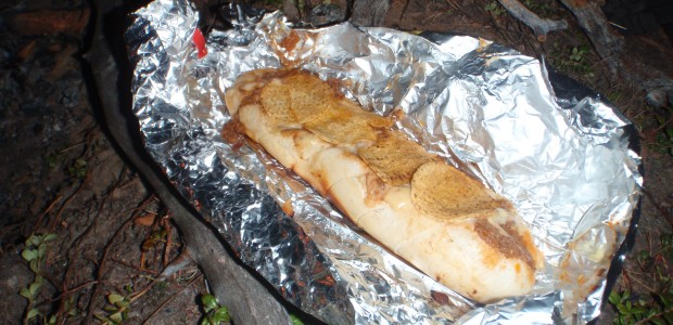 Taco baguette
