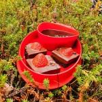 NO-BAKE OREO STRAWBERRY Blei No-Bake Jorbærkake direkte fra DNT's «Håkonsbu…