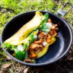 It is harvest time! Pimp your omelette with chanterelle, challot…
